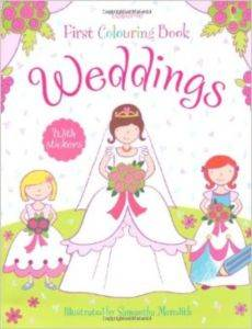 Weddings Coloring  ...