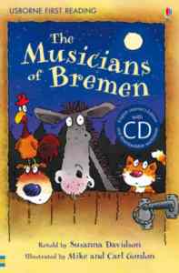 The Musicians of Bremen (First Reading) with CD