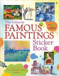 Famous Painters Sticker Book