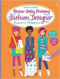 Sticker Dolly Dressing Autumn Collection