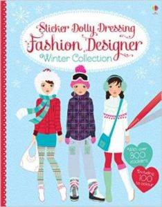 Sticker Dolly Dressing Winter Collection