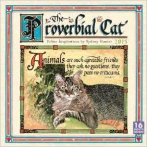 Cal 15 Proverbial Cat
