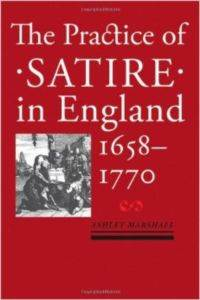 The Practice Of Satire in Engl ...