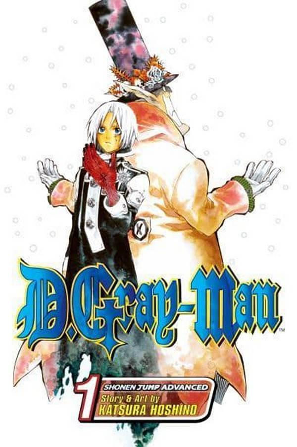 D. Gray-Man 1