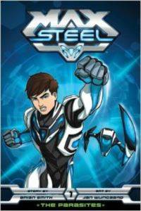 Max Steel 1 The Parasites