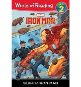 The Story of the Invincible Iron Man (World of Reading, Level 2)