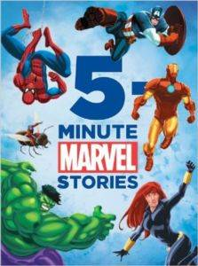 5 Minutes Marvel S ...