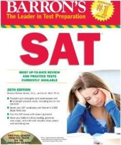 Barron's SAT (26th ...
