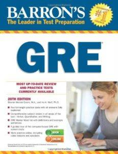 Barron's GRE (20th ...