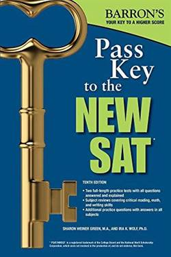 Barron's Pass Key  ...