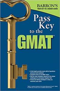 Pass Key To The Gmat 2Nd Edition
