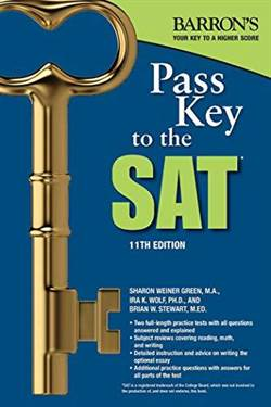 Barron's Pass Key To The SAT (11Th Ed.)