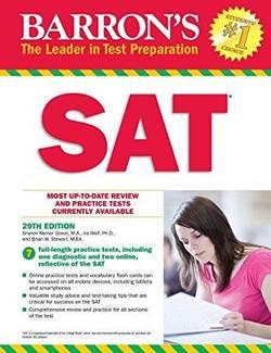 Barron's SAT (29Th ...