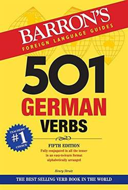 501 German Verbs (With CD)
