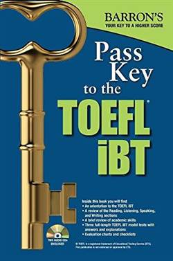 Barron's Pass Key  ...