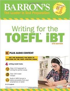 Barron's Writing For The TOEFL IBT (6Th Ed)