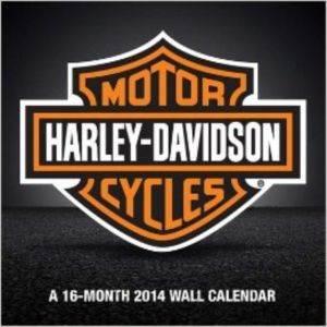 Cal 14 Harley Davidson Motorcycles