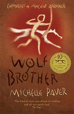 Wolf Brother (Chronicles Of Ancient Darkness 1)