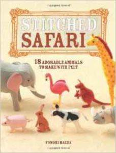 Stitched Safari: 18 Adorable A ...