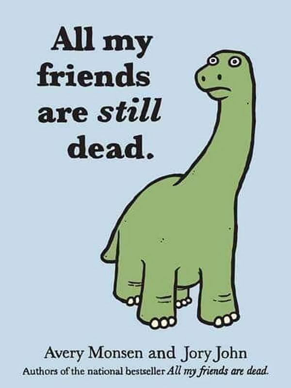 All My Friends are ...