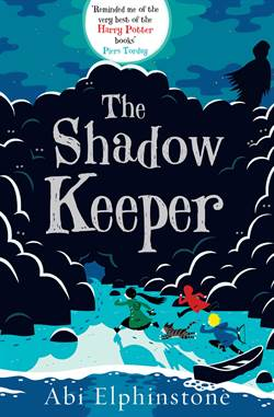 The Shadow Keeper (Dreamsnatcher 2)
