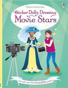 Sticker Dolly Dressing: Movie Stars