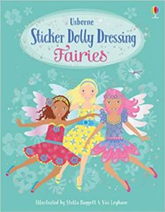 Sticker Dolly <br/>Dressing: Fairies