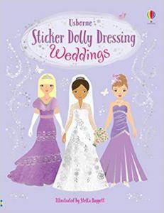 Sticker Dolly Dressing<br/>Weddings