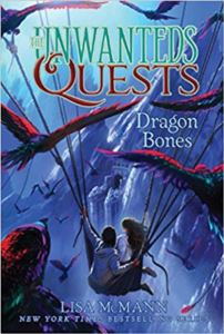 Dragon Bones <br/>(Unwanteds Quests 2)