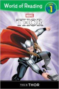 This is Thor (World of Reading, Level 1)