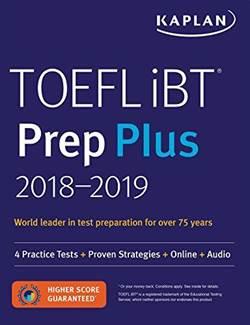 Kaplan TOEFL IBT P ...