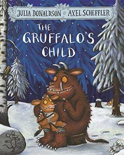 The Gruffalo's Child (Paperback)