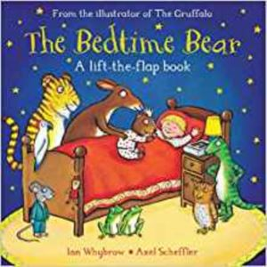 The Bedtime Bear (Board Book)