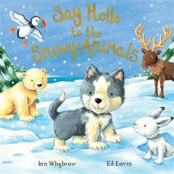 Say Hello To The Snowy Animals
