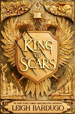 King Of Scars (Hardcover)