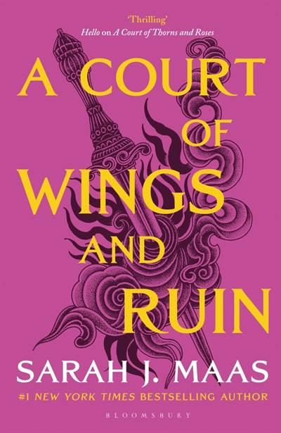 A Court of Wings and <br/>Ruin