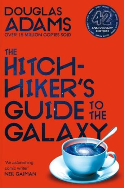 Hitchhiker's Guide To <br/>The Galaxy