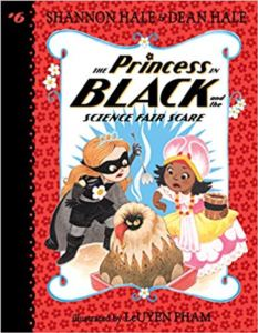 The Princess İn Black And The Science Fair Scare