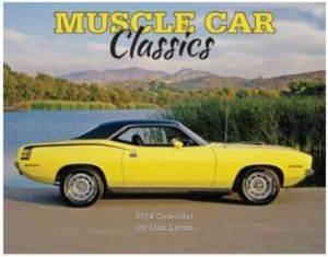 Cal 14 Muscle Car Classics