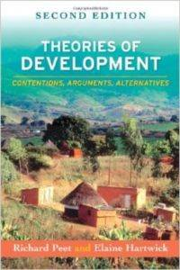 Theories of Development: Contentions, Arguments, Alternatives