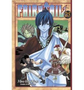 Fairy Tail 25