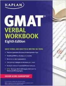 Kaplan GMAT Verbal ...