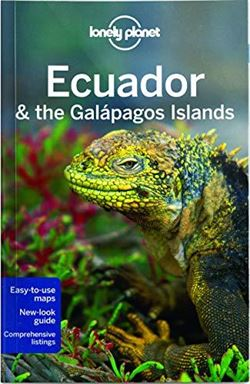 Lonely Planet Ecuador and Galapagos Islands