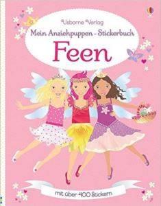 Feen (Stickerbuch)