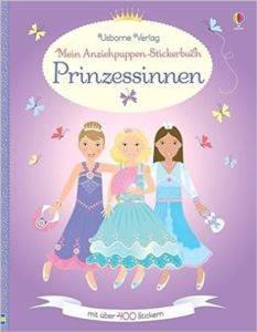 Prinzessinnen (Stickerbuch)