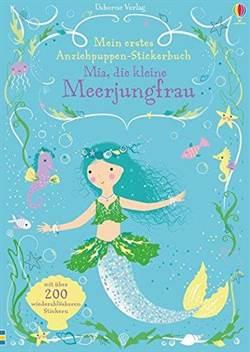 Mia, Die Kleine Meerjungfrau  (Stickerbuch)