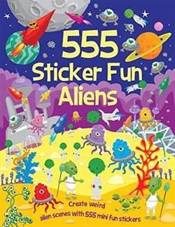555 Sticker Fun: A ...