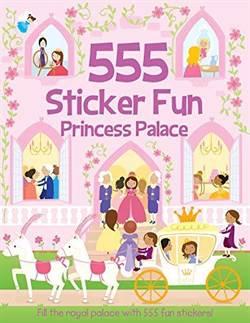 555 Sticker Fun: P ...