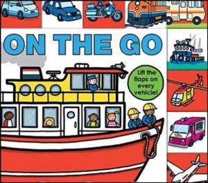 On the Go (lift the flap book)