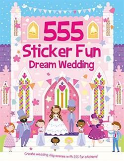 555 Sticker Fun: D ...